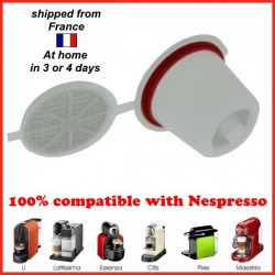 1 reusable pod for Nespresso